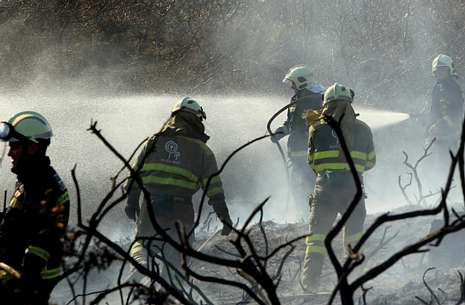 Registros en Aquagest.Los incendios forestales, como los urbanos de carácter grave, tendrán un protocolo específico.