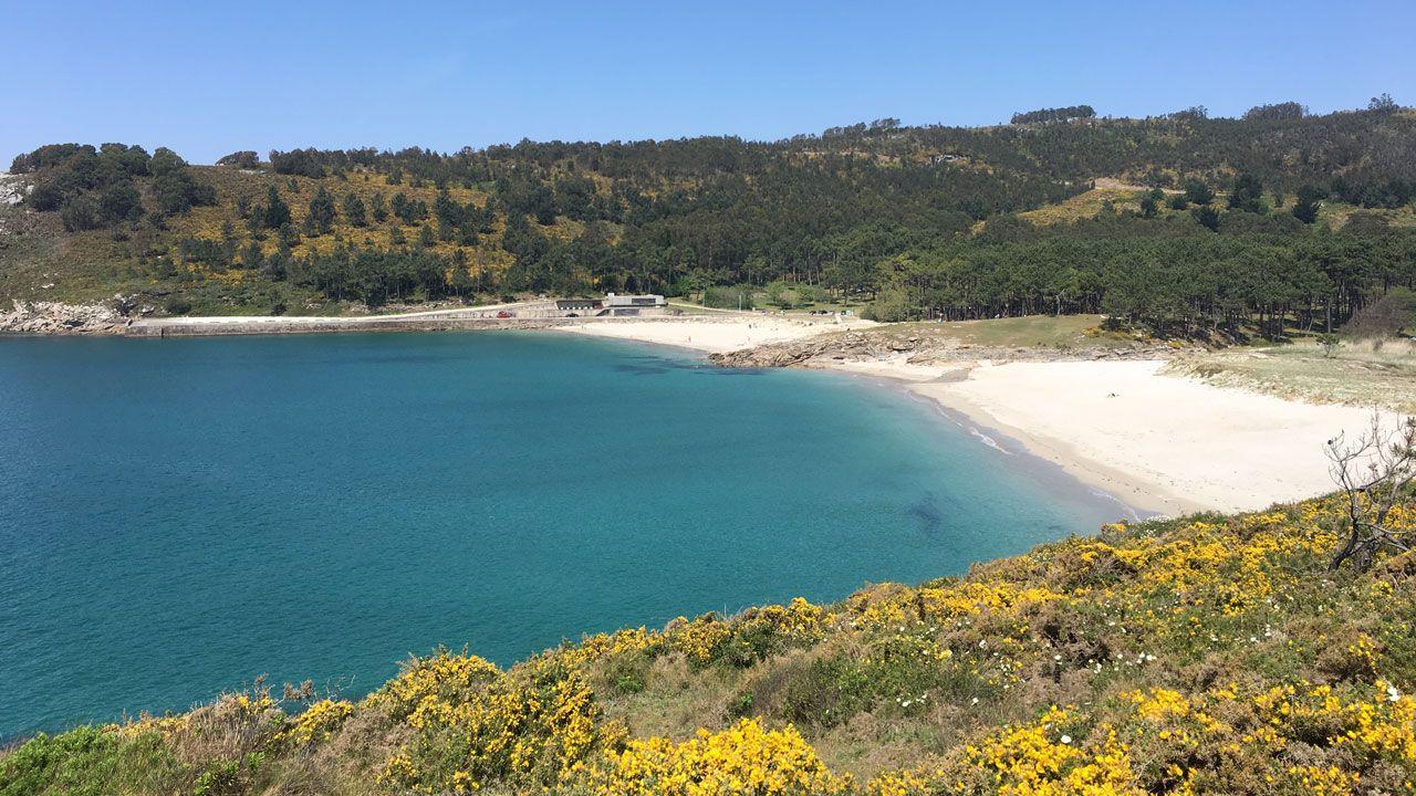 Playa de Balarés.Playa de Balarés