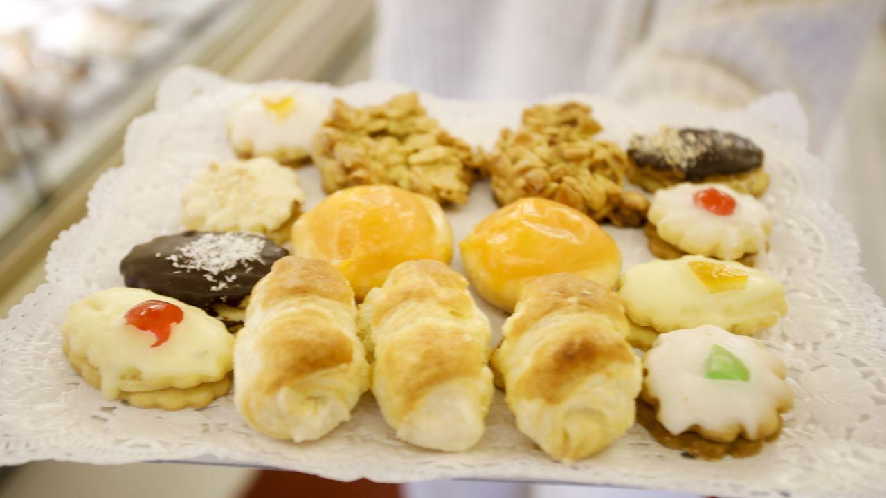 Los dulces artesanos de Madarro
