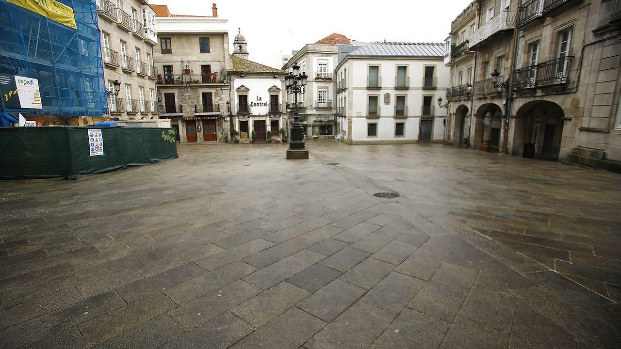 Praza da Constitución (VIgo)
