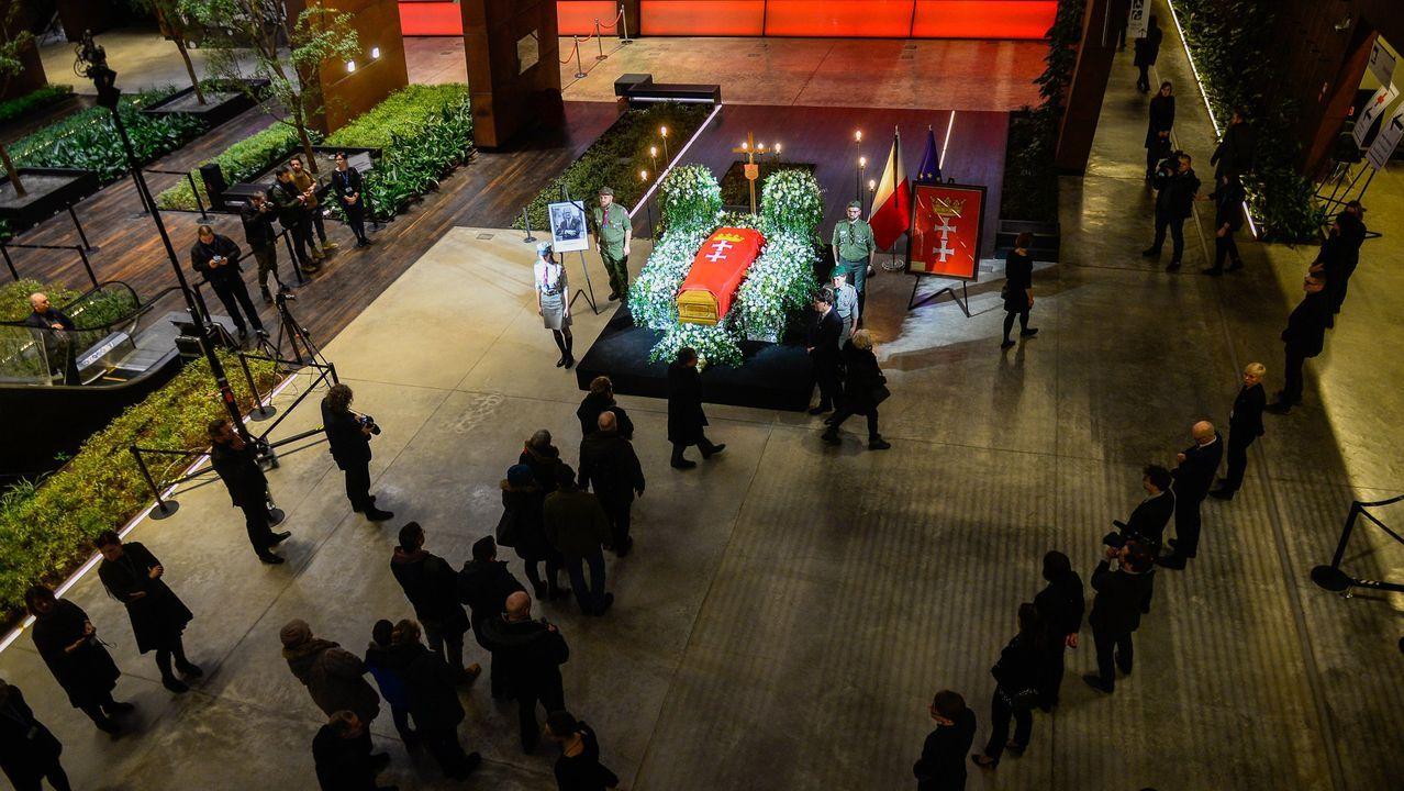 Viveiro muestra con orgullo la diversidad.Funeral del alcalde de Gdansk, Pawel Adamowicz, asesinado el pasado enero