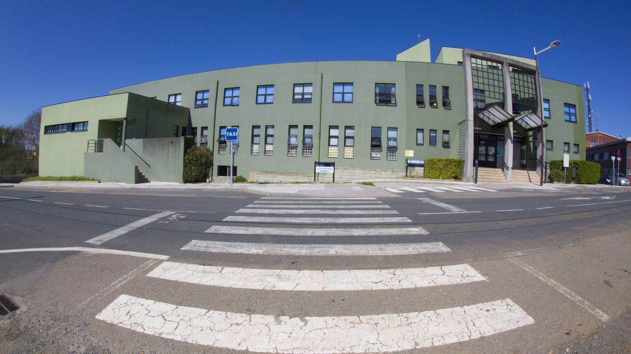 Centro de salud de Carballo