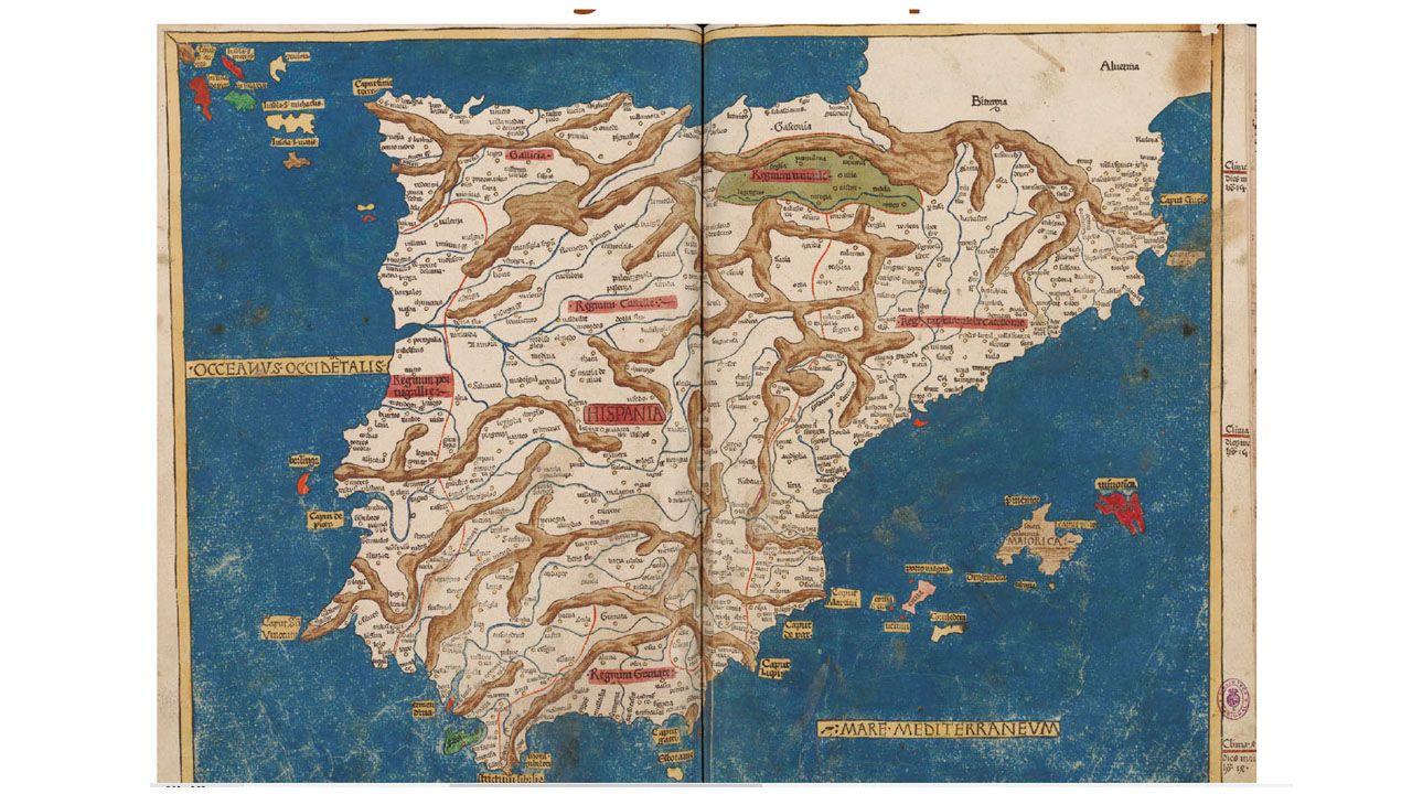 15 mapas para entender Asturias