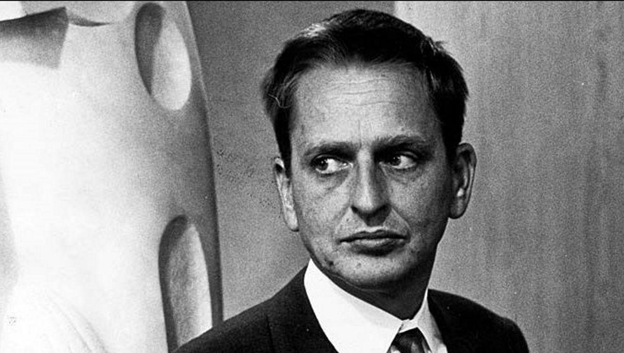 Olof Palme fue primer ministro de Suecia durante 10 años en dos etapas hasta su asesinato en 1986