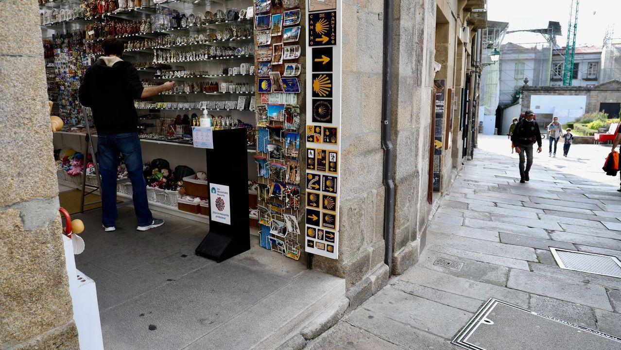 «Non a líes», la campaña de apoyo a los bares