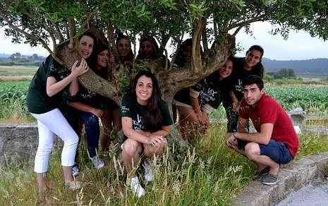Numerosos mozos da Fundación Pondal participarán no congreso que se celebrará en Ribeira.