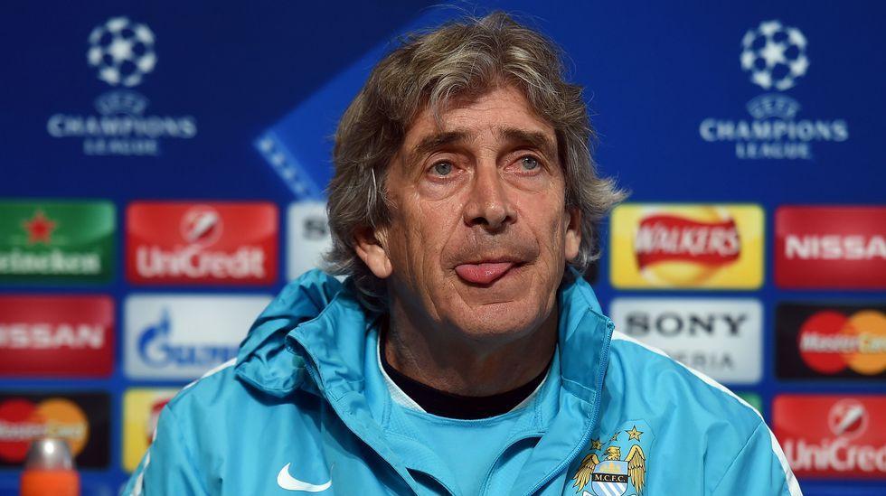 Pellegrini, centrado al cien por cien en el Madrid.Lucas Pérez presentado con el West Ham
