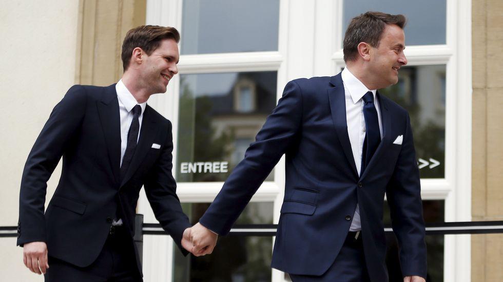 Irlanda celebra el «sí» al matrimonio gay.Una activista transexual, en un acto en la Casa Blanca