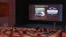Verín inauguró la sexta edición de su Festival Internacional de Curtas