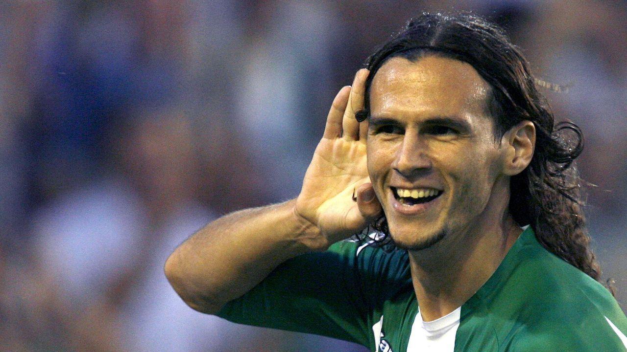 El centrocampista, que llegó a ser internacional, fue un descubrimiento del entrenador gallego.