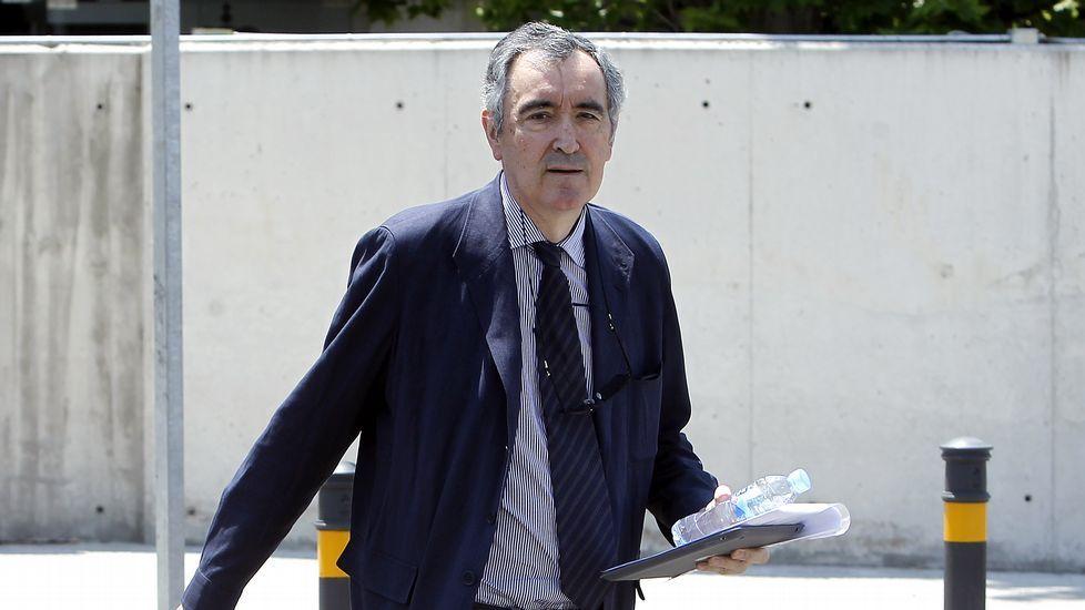 Así fueron algunas de las declaraciones con las que Pineda criticó a Evo-Banco.José María Castellano