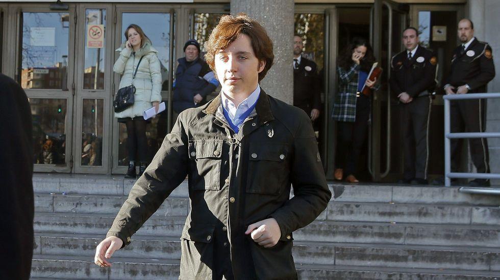 El pequeño Nicolás recoge la querella del CNI por injurias