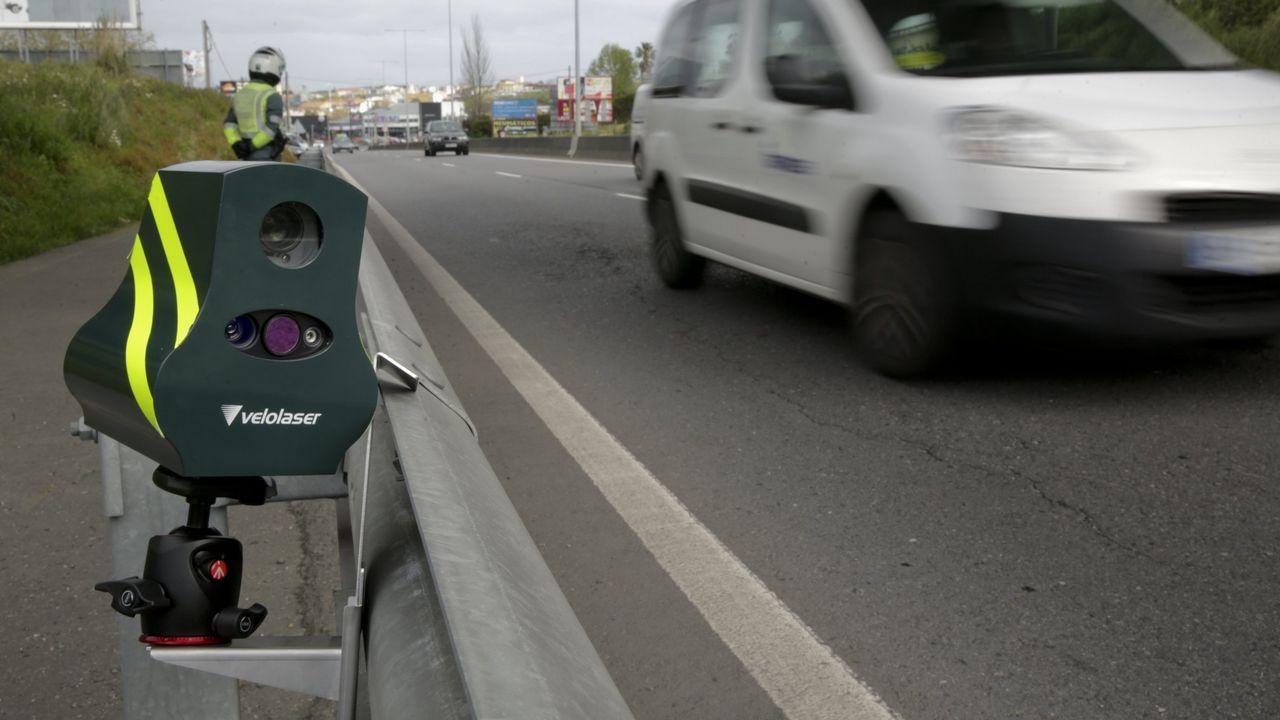 El #TopVacacional de la DGT: hospital, cárcel o cementerio.La movilidad de los radares Velolaser facilita la viglancia de la velocidad en las carreteras convencionales