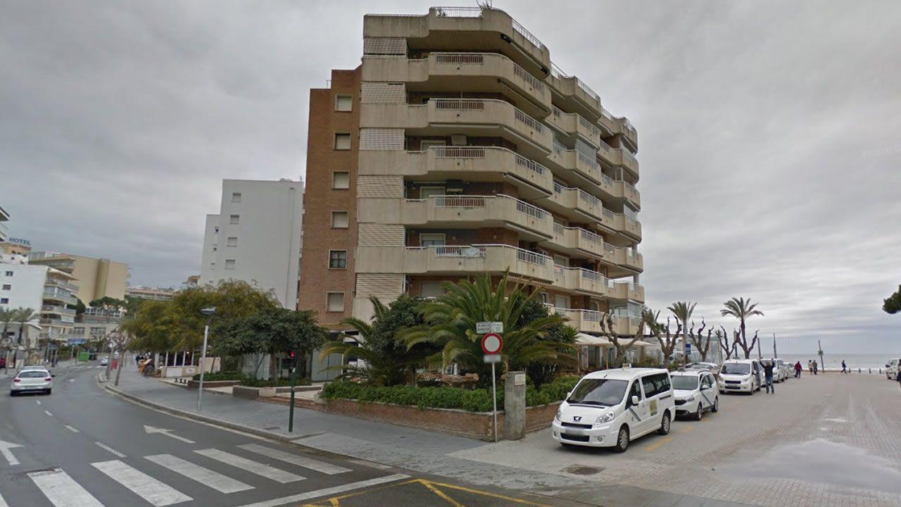 Juzgados Oviedo.Detención de uno de los terroristas de la célula de Ripoll, en una imagen de archivo