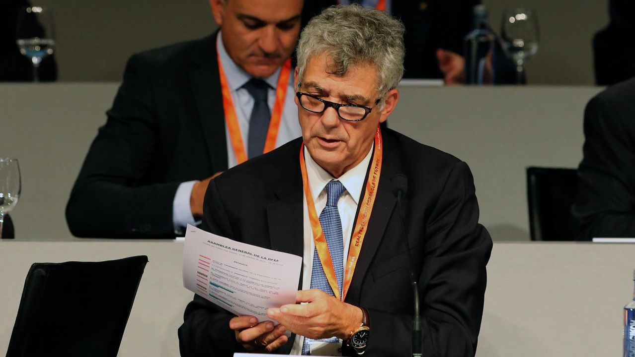 De Guindos ve una «posibilidad muy clara» de ser elegido vicepresidente del BCE.Irene Garrido Valenzuela. Número 2 del PP por Pontevedra.