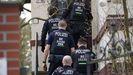 Unos 400 policías registraron más de 20 viviendas de dieciséis regiones