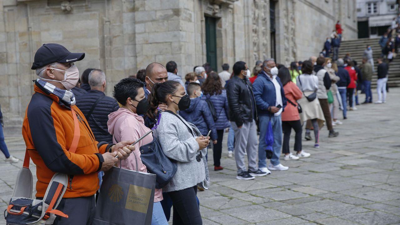 As festas da Ascensión deixan paso ás Letras Galegas.Exposicion sobre Xela Arias na Casa Galega da Cultura en Vigo