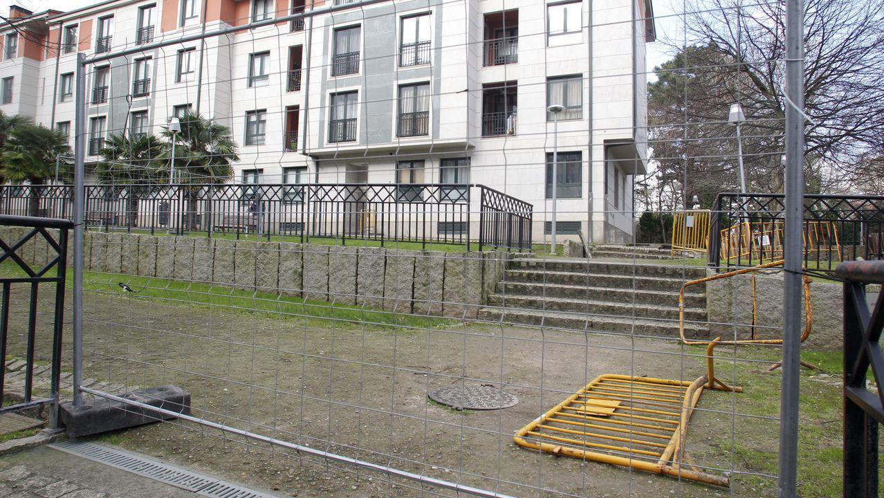 Los afectados presentaron reclamaciones en la Casa del Mar de Ferrol, sede local del ISM