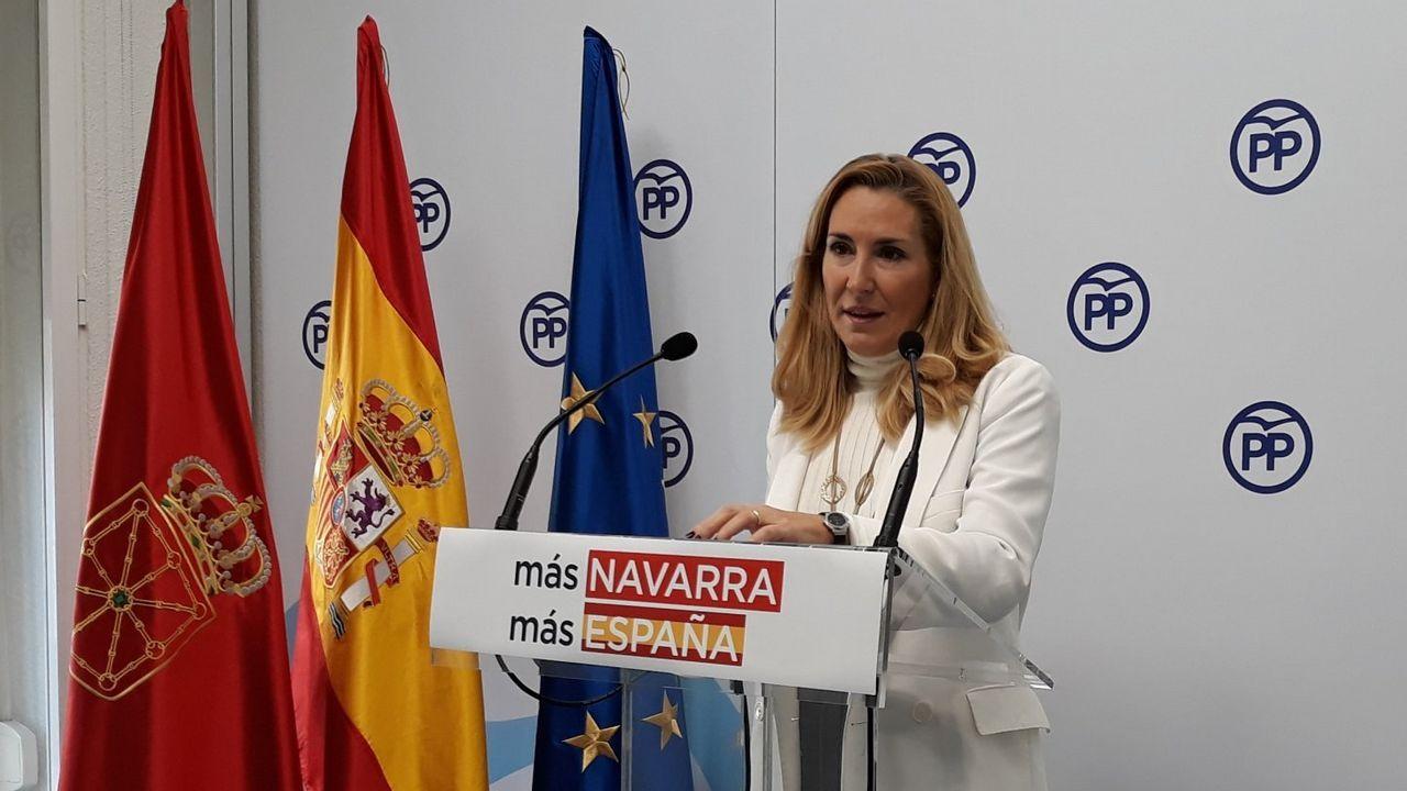 La vicesecretaria de Organización del PP, Ana Beltrán