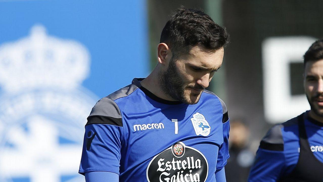 Las mejores imágenes del Celta - Deportivo.Iago Aspas