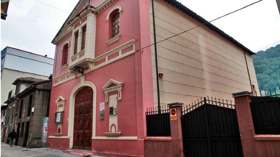 Cinema Toreno, de Cangas del Narcea