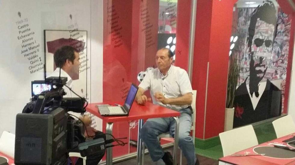 subastash.Entrevista a Quini por Paco Grande