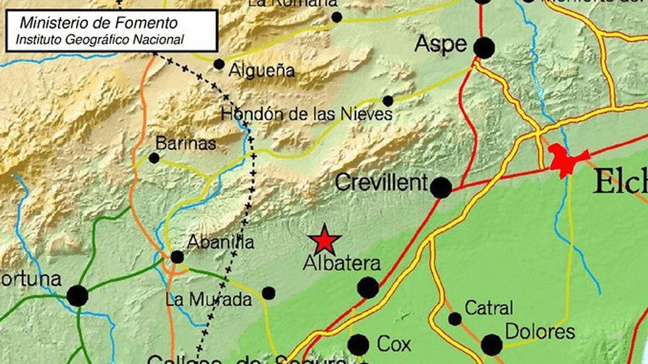 «Non me durmín ata as catro por medo a unha réplica».Daños producidos en Becerreá (Lugo) por un terremoto de magnitud 4,6 el 24 de diciembre de 1995
