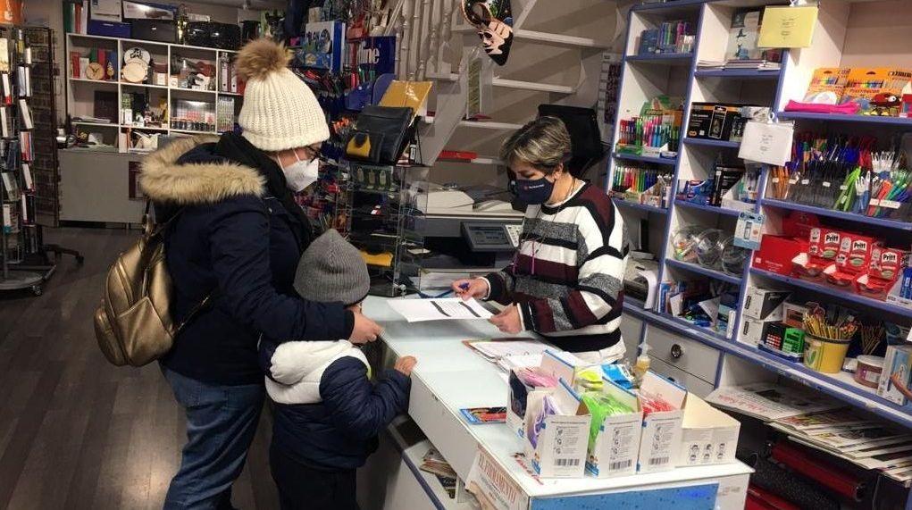 Continúa la campaña de vacunación del coronavirus en Ourense