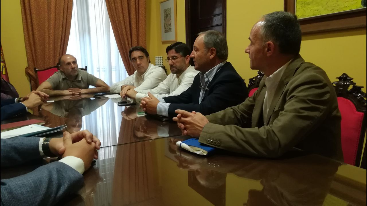 Polémica por el concelleiro de Democracia Ourensana que dibujaba durante el pleno.El alcalde de Ourense, Pérez Jácome