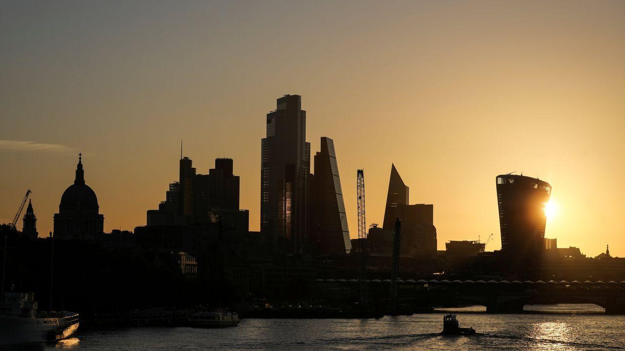Distrito financiero de la ciudad de Londres