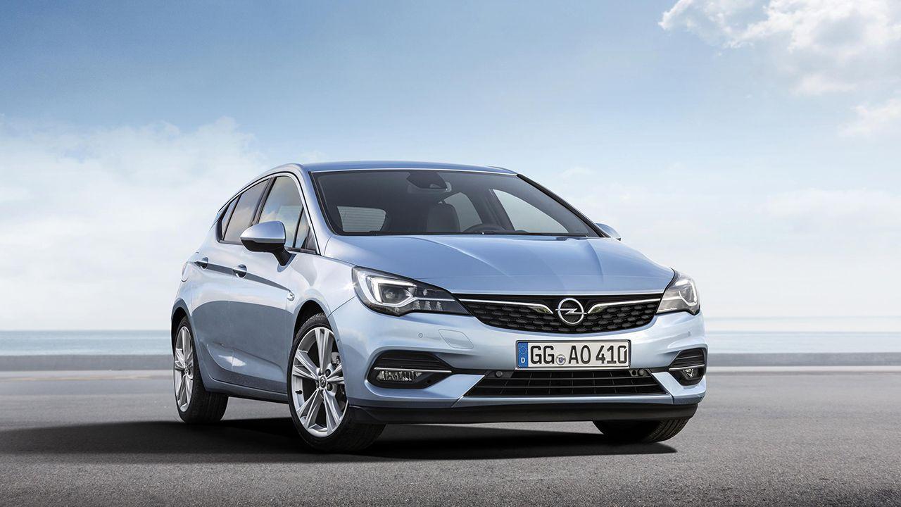 El nuevo modelo de Opel Astra 2020