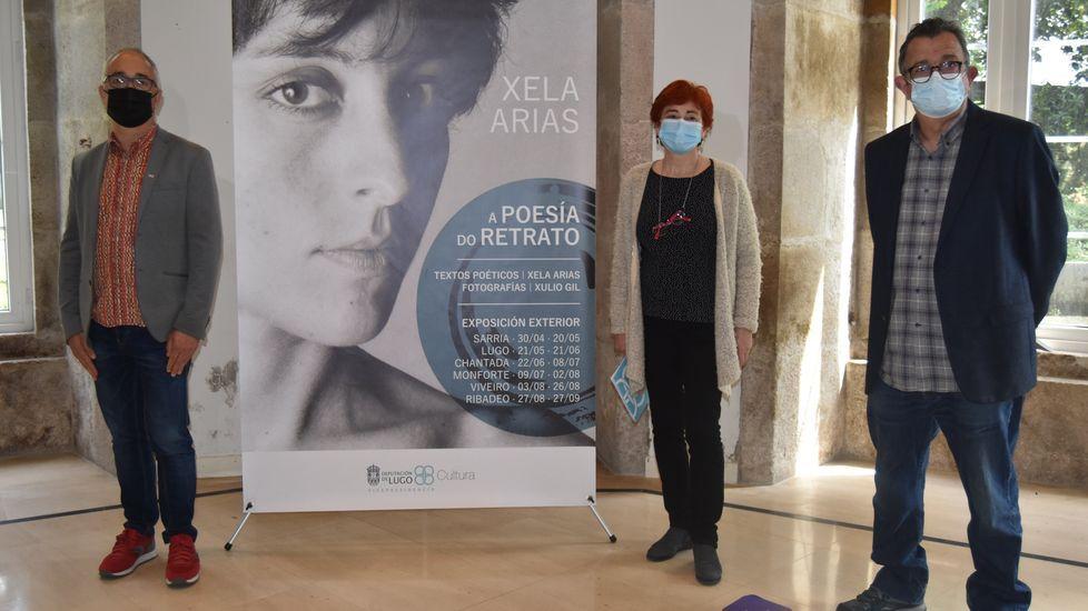 Presentación do proxecto «Xela Arias. A poesía do retrato»