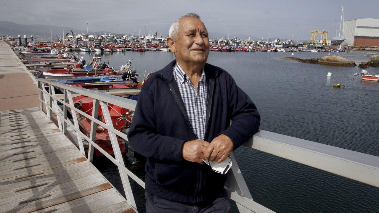 Conflicto entre las mariscadoras de Vilaboa y de Arcade por un banco marisquero.Ría de Villaviciosa