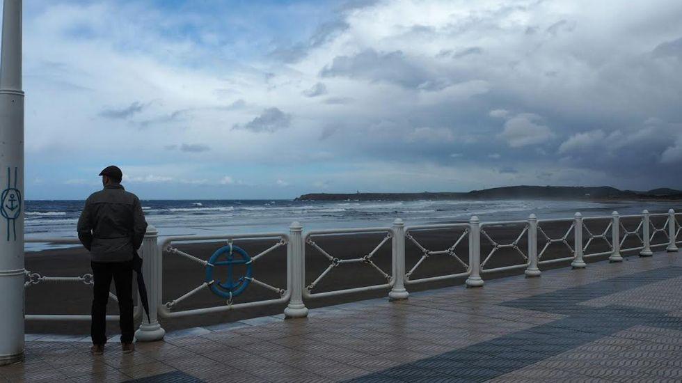 Playa de Salinas.Playa de Salinas (Archivo)