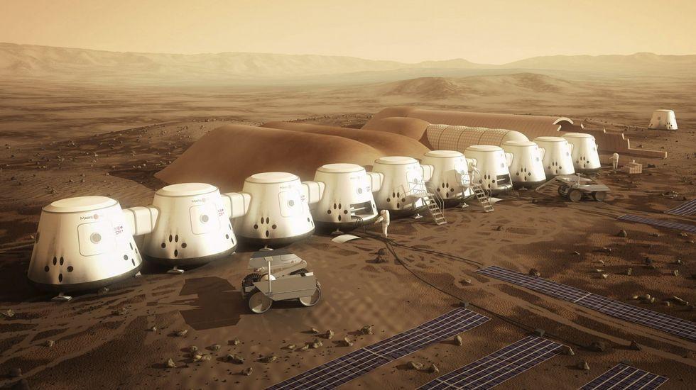 Así son losmuebles para la Luna, Marte y otros remotos planetas