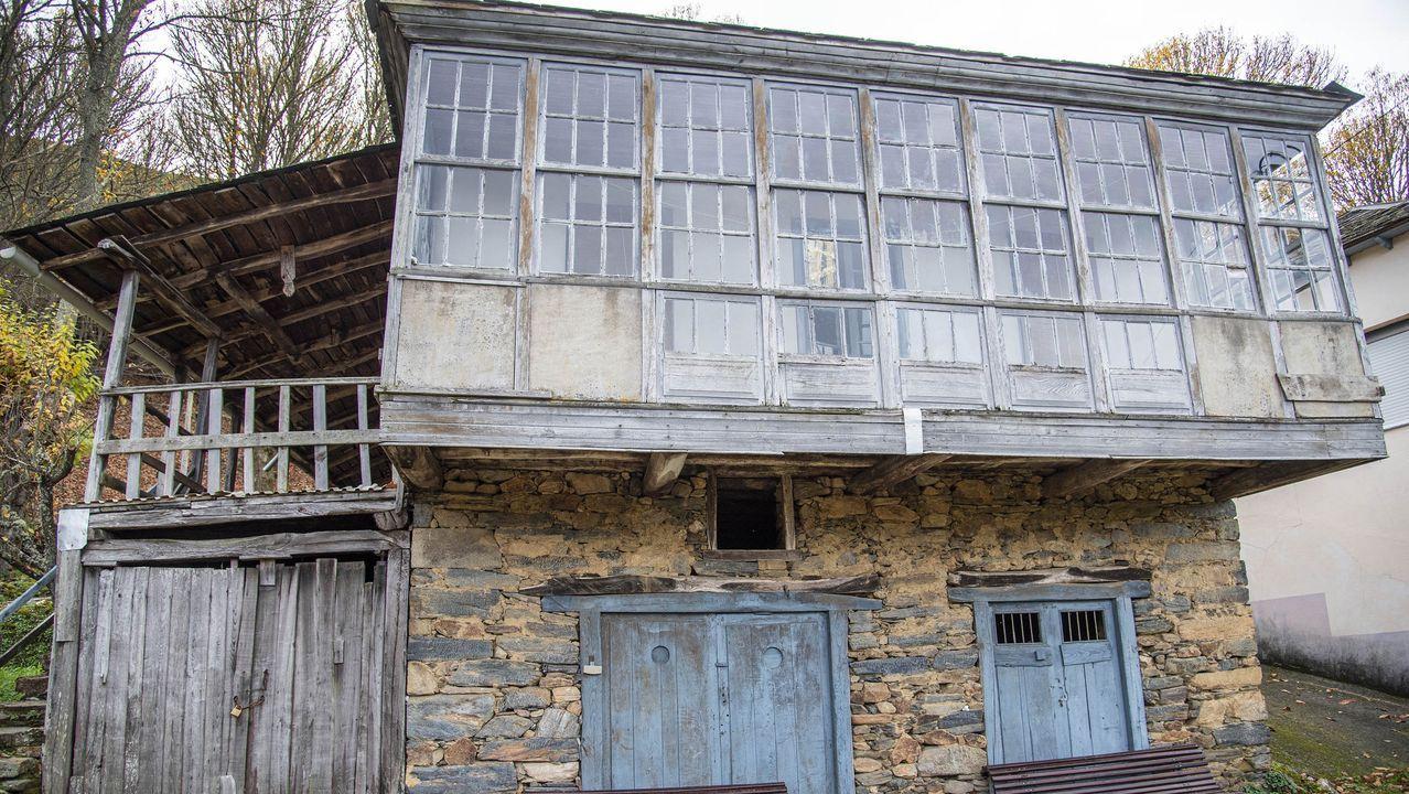 Arquitectura tradicional de la localidad