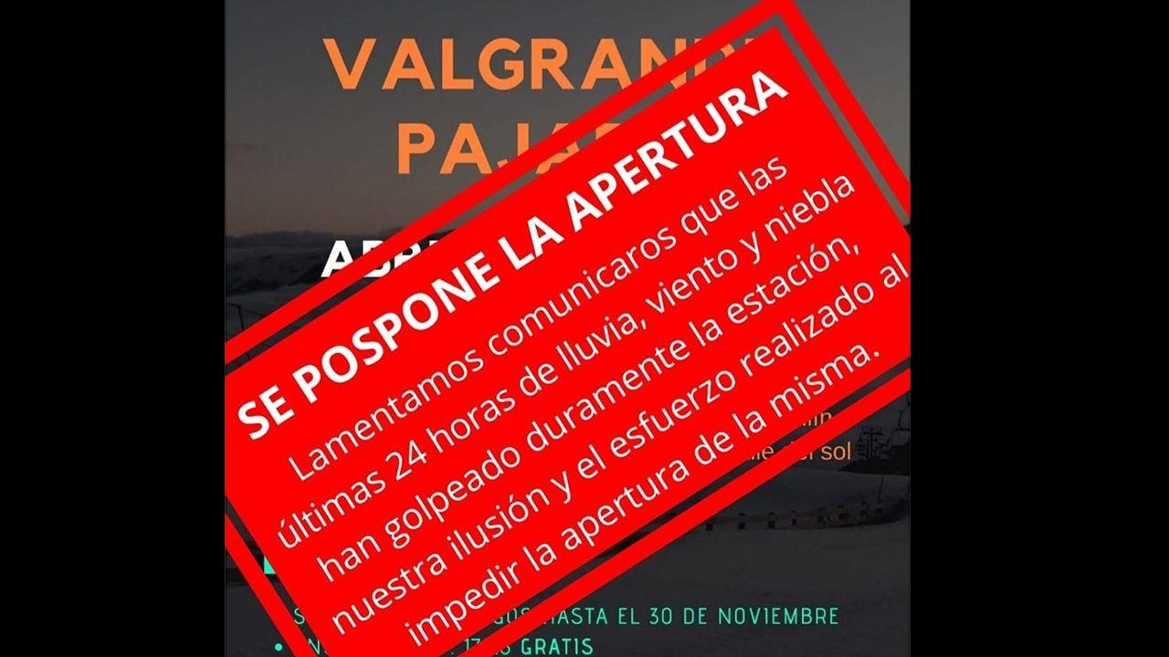 Pospuesta la apertura de la estación de Valgrande-Pajares