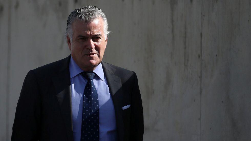 Egea Requexon Real Oviedo.La exsecretaria general del PP, María Dolores de Cospedal, llega para declarar en el juicio por el borrado de los ordenadores de Bárcenas