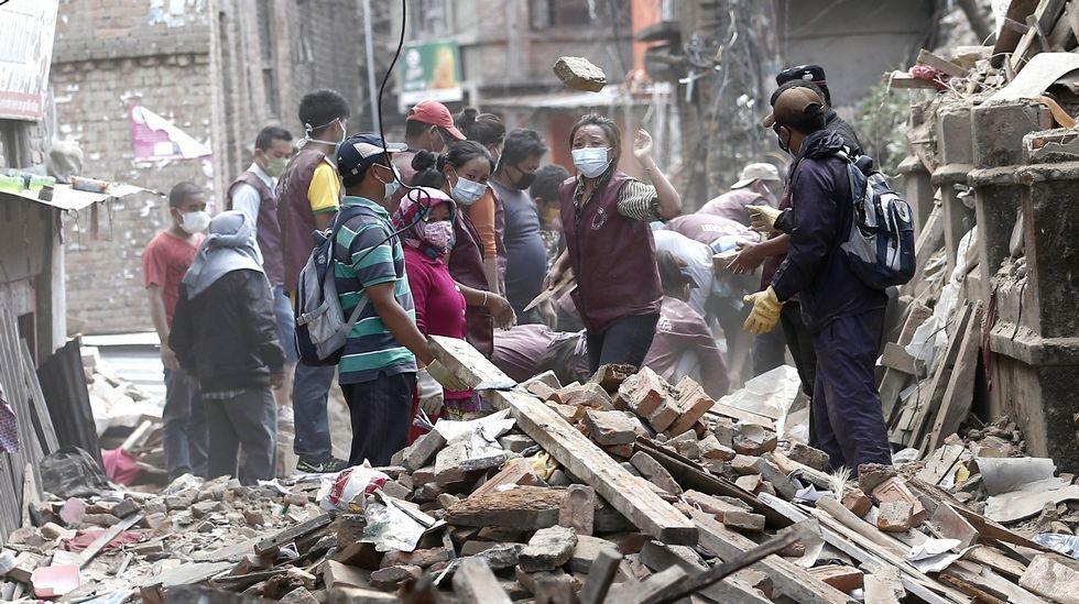 Nepal vuelve a temblar