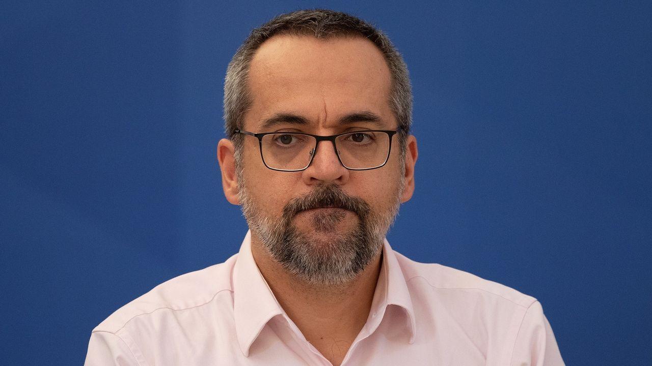 El ya exministro de Educación de Brasil, Abraham Weintraub