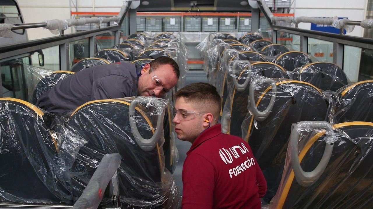 La carrocera Unvi participa en un ciclo de FP Dual en Ourense