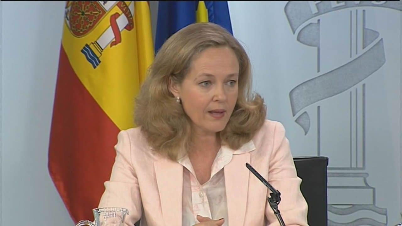 Calviño: «La falta de Gobierno operativo tiene un coste».El secretario de Estado de Medio Ambiente, Hugo Morán