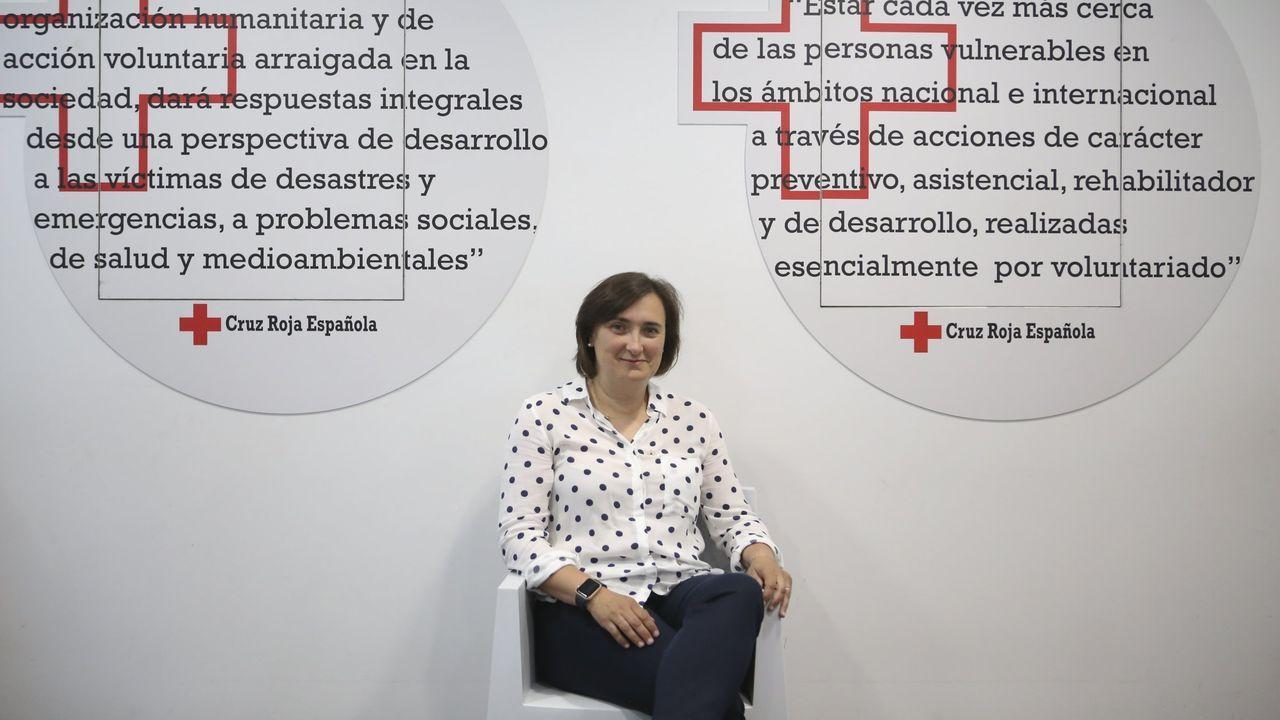 Saray Durán, directora de Ecos do Sur.