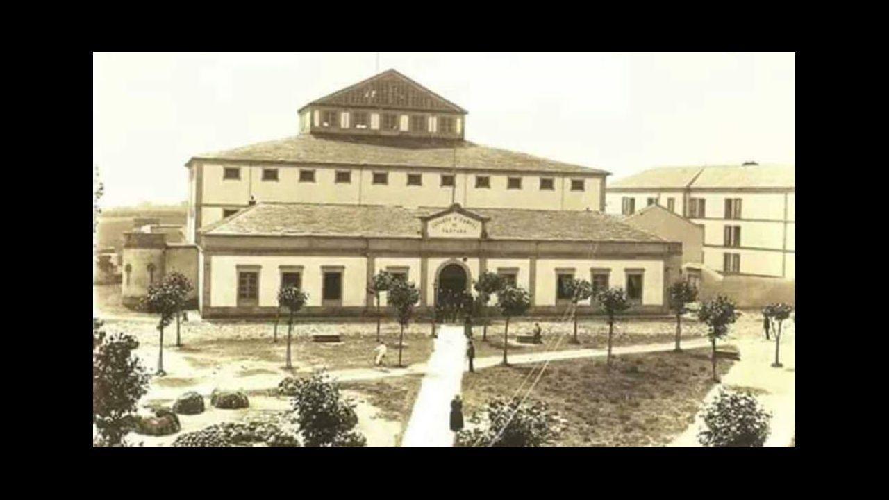 O Vello Cárcere cumpre 133 anos