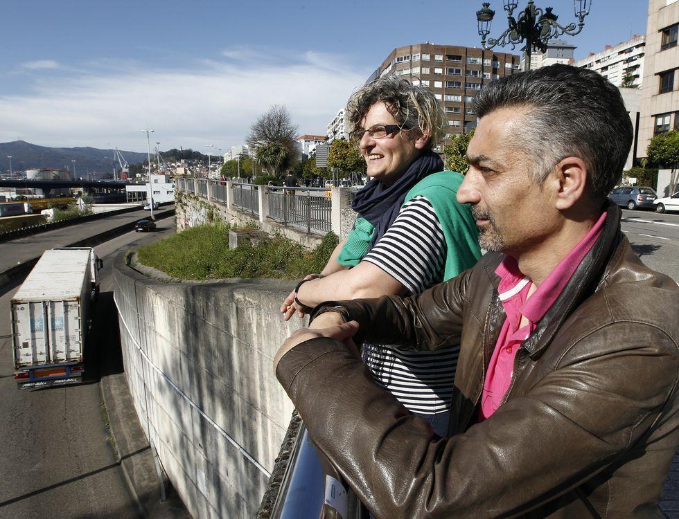Nuevo naugrafio en las costas libias.Juan Alberto y Rita se van detrás de los contenedores para prestar su ayuda en Idomeni.