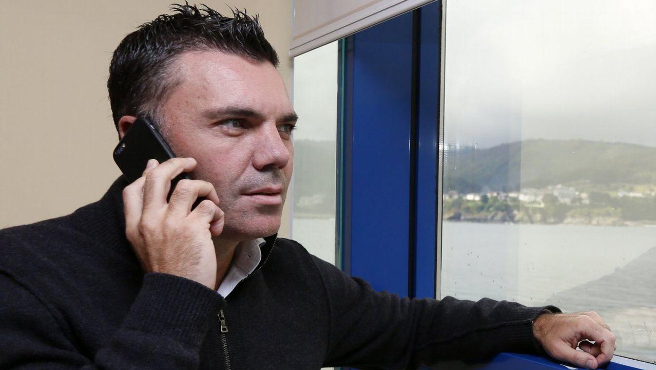 Vista general de la cárcel de Asturias.Vista general de la cárcel de Asturias