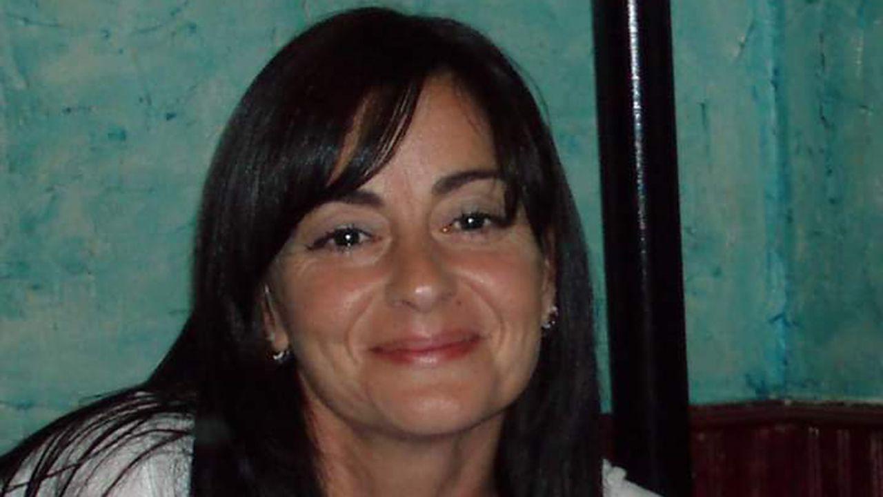 Ana Fernández, trabajadora afectada por un ERTE que todavía no ha cobrado
