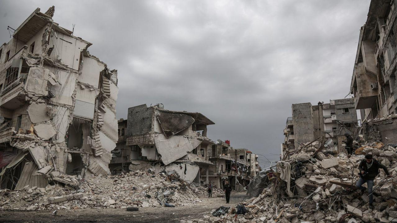 El coste de la reconstrucción en Siria podría alcanzar los 450.000 millones de dólares