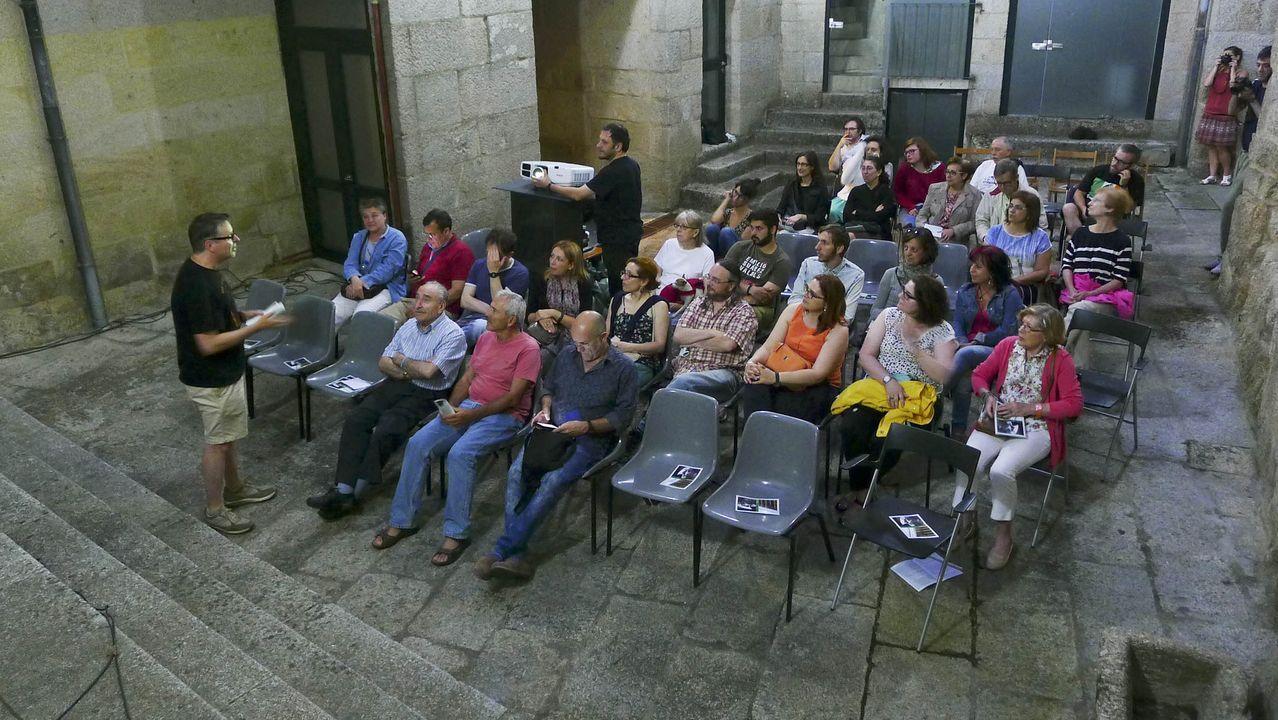 Galería de gárgolas de la Catedral de Oviedo