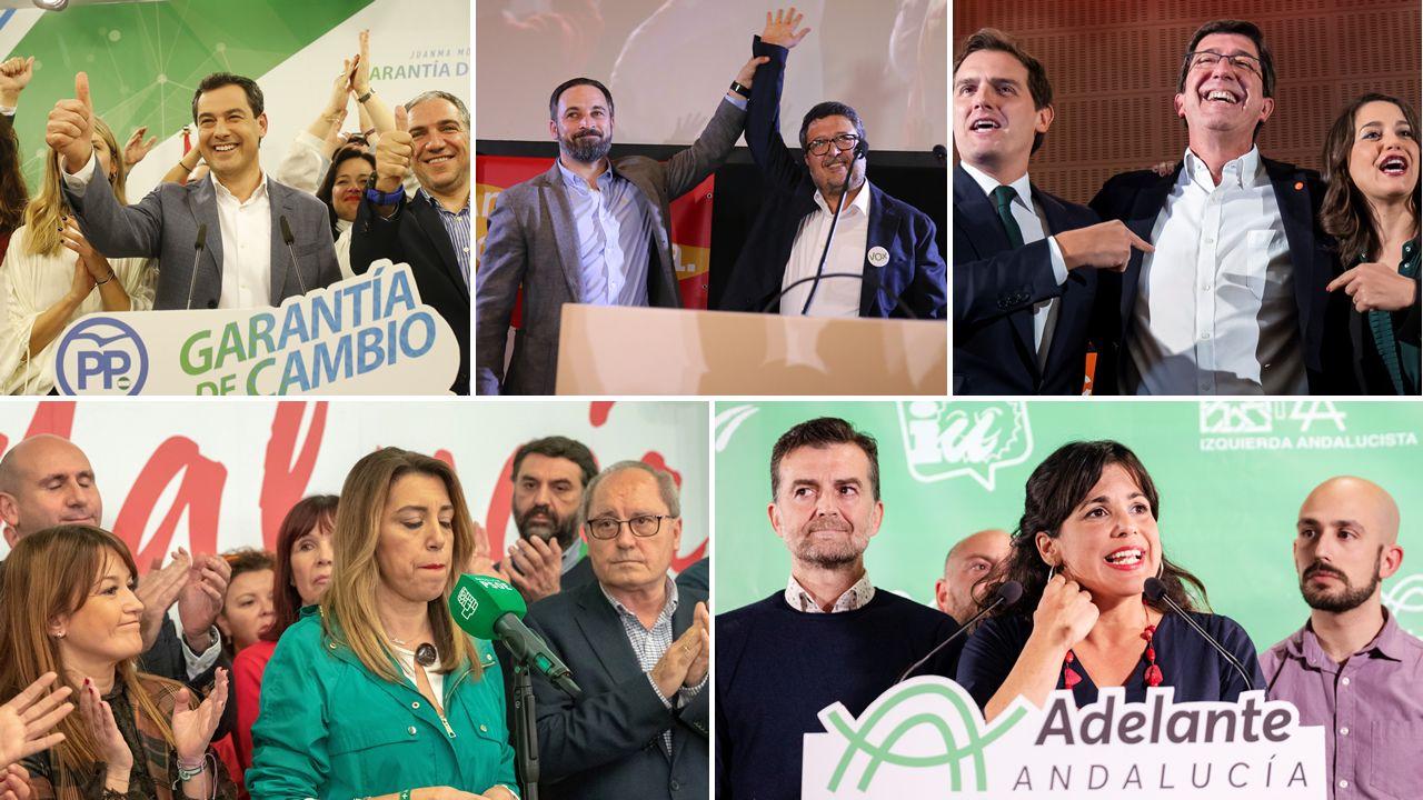 El pueblo malagueño que de la noche a la mañana ha cambiado su voto.Juan Vázquez